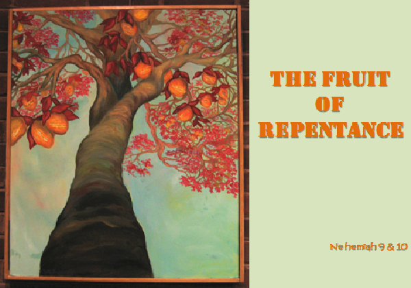 Sermon: The Fruit of Repentance
